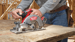 Milwaukee® M18 FUEL™ Circular Saw- Fastest Cutting on the Market